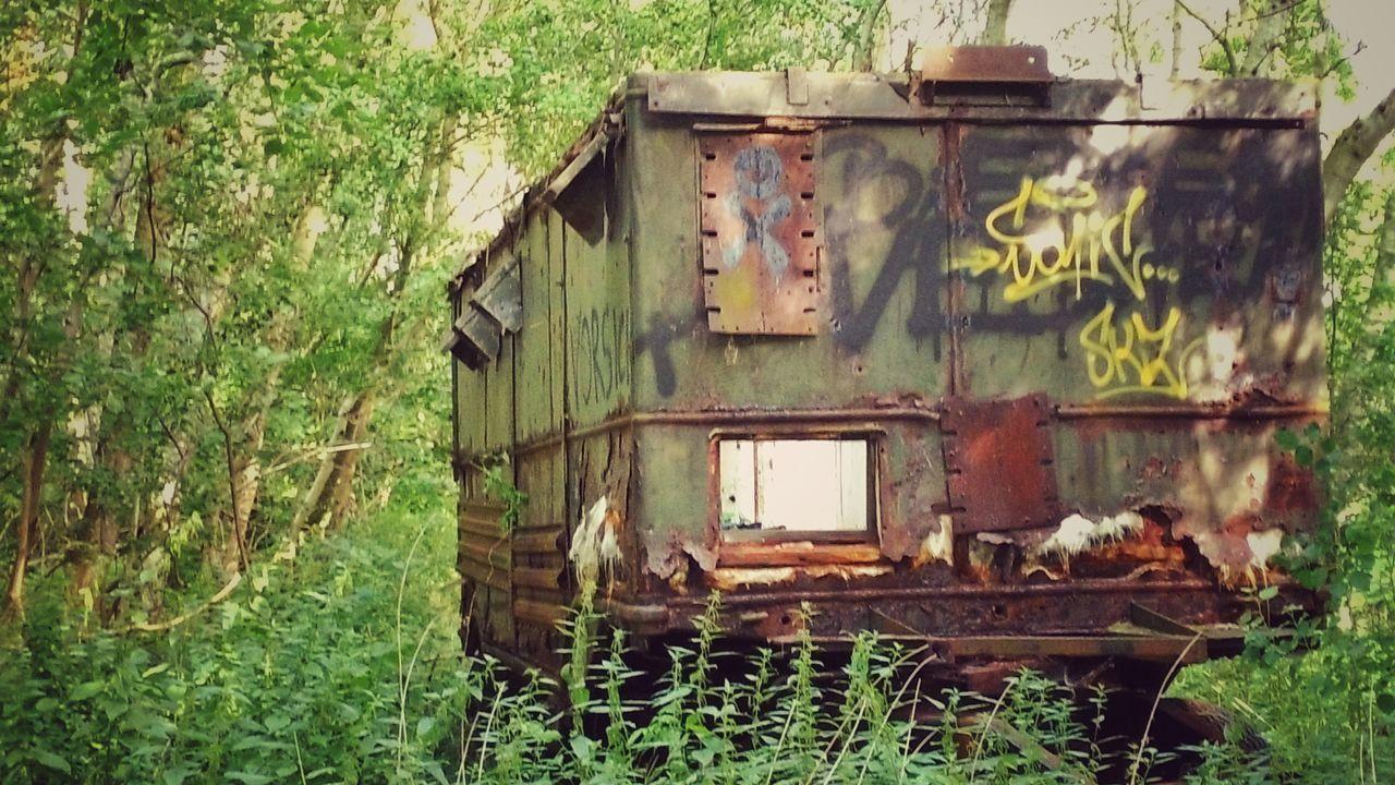 Truck Old Abandoned Places Nature Military Pütnitz