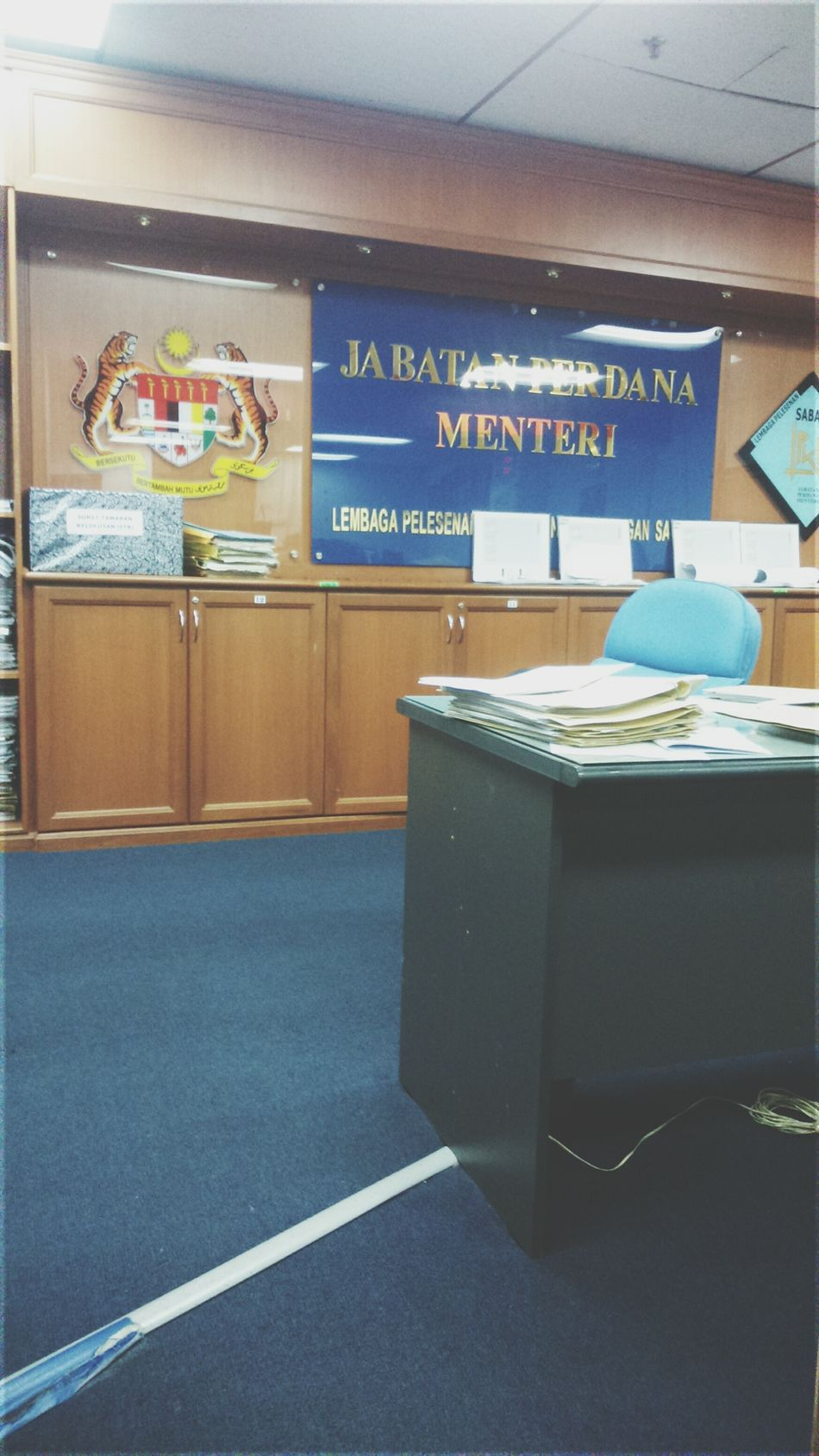 Work Place..