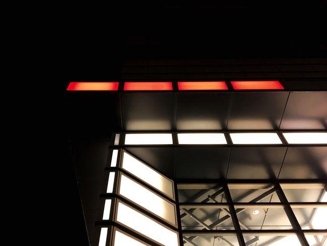 Friedrichstrasse Light And Shadow Lights Building Architecture Night Nightphotography Night Lights