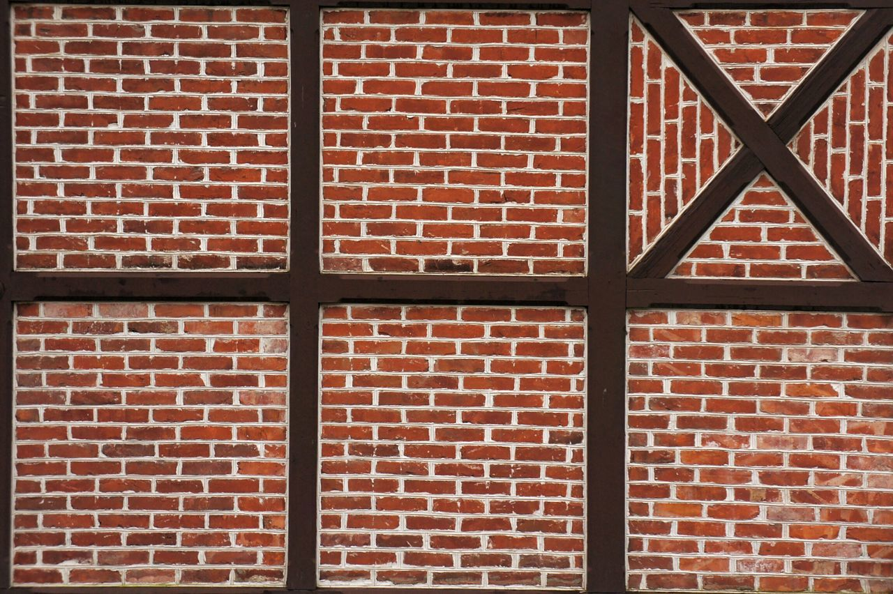Pattern Taking Photos Check This Out Hello World Architecture The Architect - 2015 EyeEm Awards Pattern Pieces Bricks Brick Wall Backgrounds Background Geometry Geometric Shapes