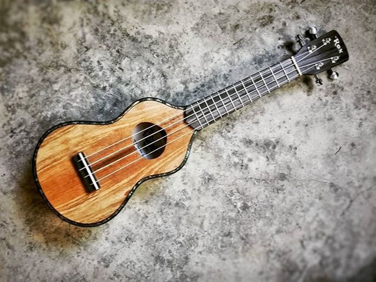 """Pililele"" by Huni (Made from PILI Nut Wood) custom made for Rox Sexysoprano . . . . . Choosehappy Huniukuleles Pililele Ukecebu Bicol Pilinuts Handmade Artisan Passion Chillmode Ukulele Beachlife Worldclass Exportquality Pinoypride Art Garbobisaya"