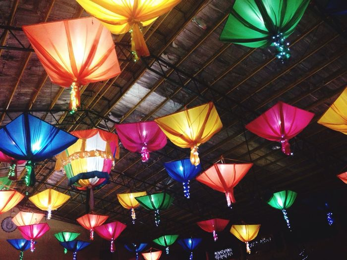 Lantern inspired