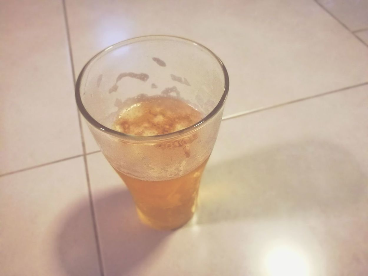 Glass of beer Beer Glass Alcohol yellow Liquor Beverage Drink cheers Party Celebrate