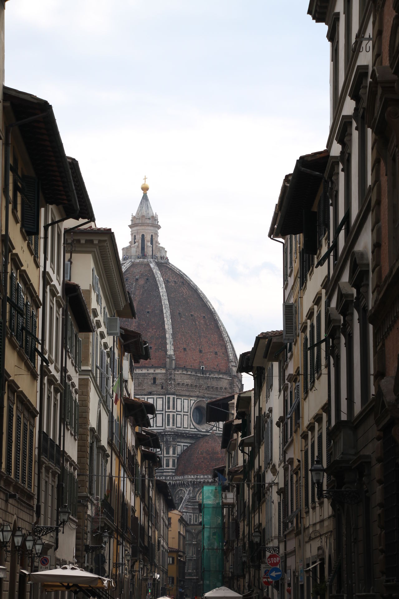 City Architecture Travel Destinations Travel Built Structure Dome No People Firenze Duomo Di Firenze Duomo Italy Italya Santa Maria Del Fiore Poster Postcard Christian Church Cross Gold Golden Cross