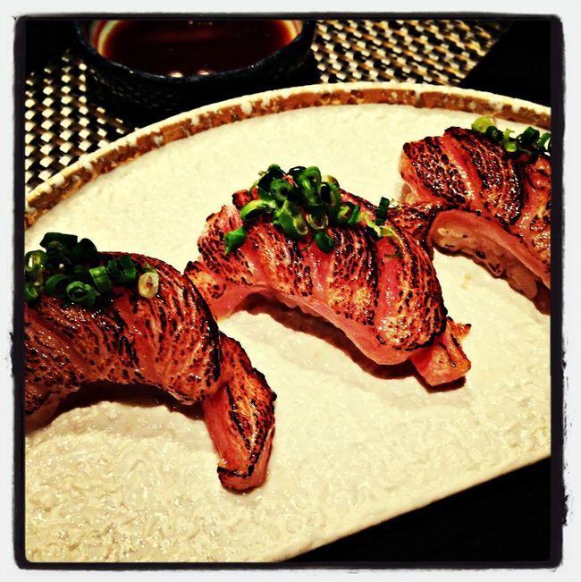 Grilled Toro