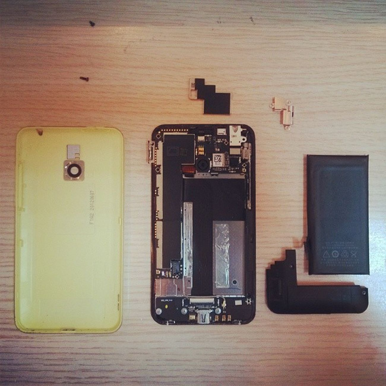 Xiaomi 2A Meizu Mx