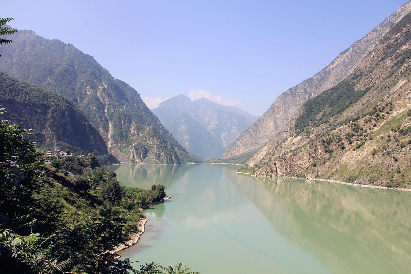 Mountains River Riverscape Good Views