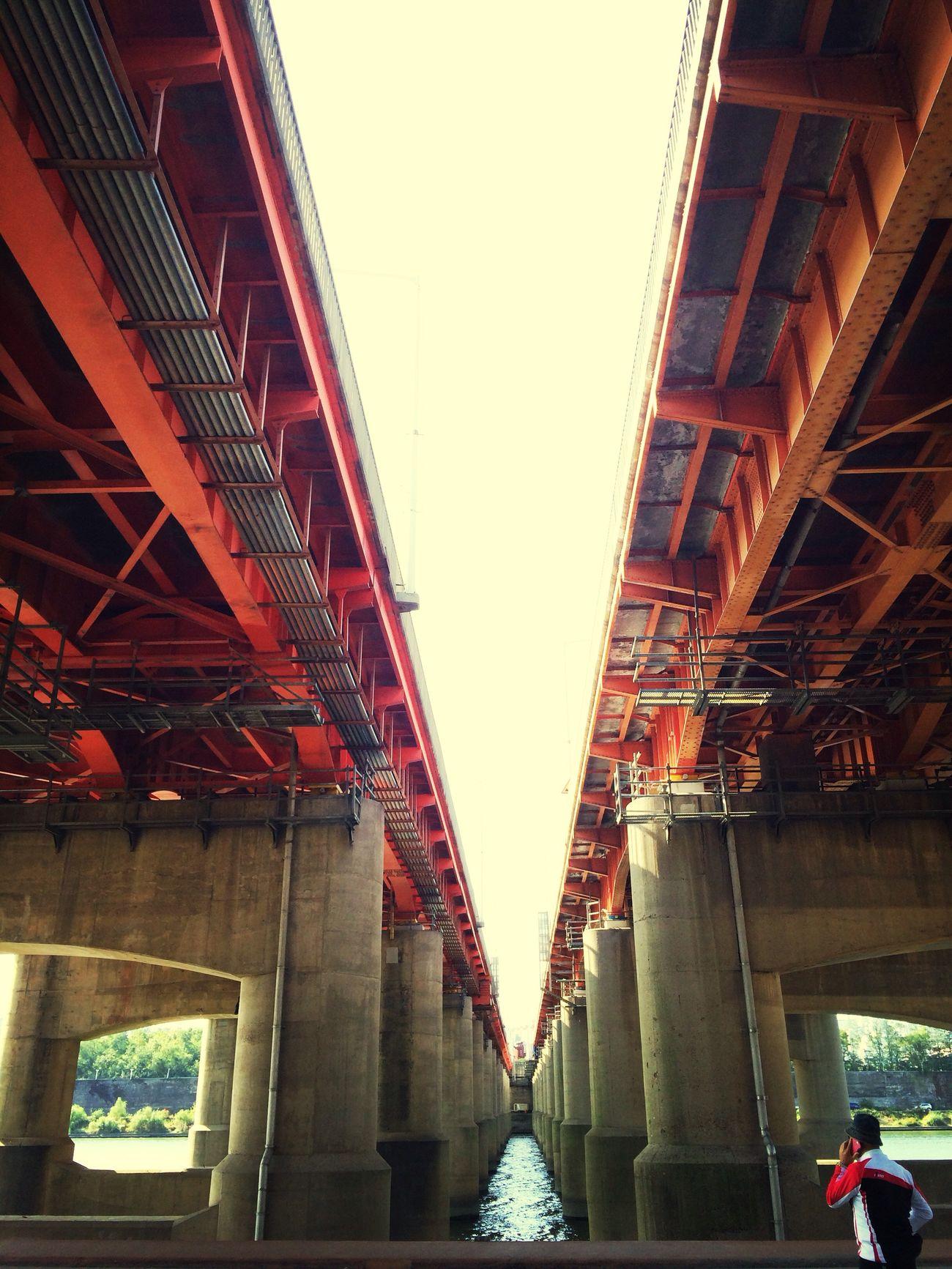 Hanriver Bridge View