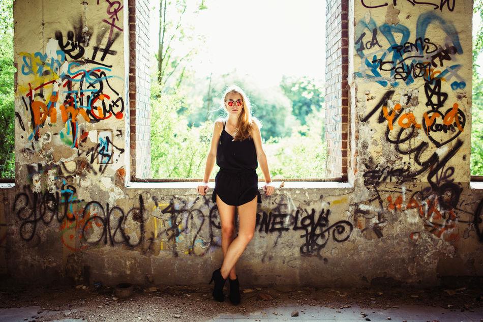 Beautiful stock photos of graffiti, Germany, Graffiti, Hannover, art