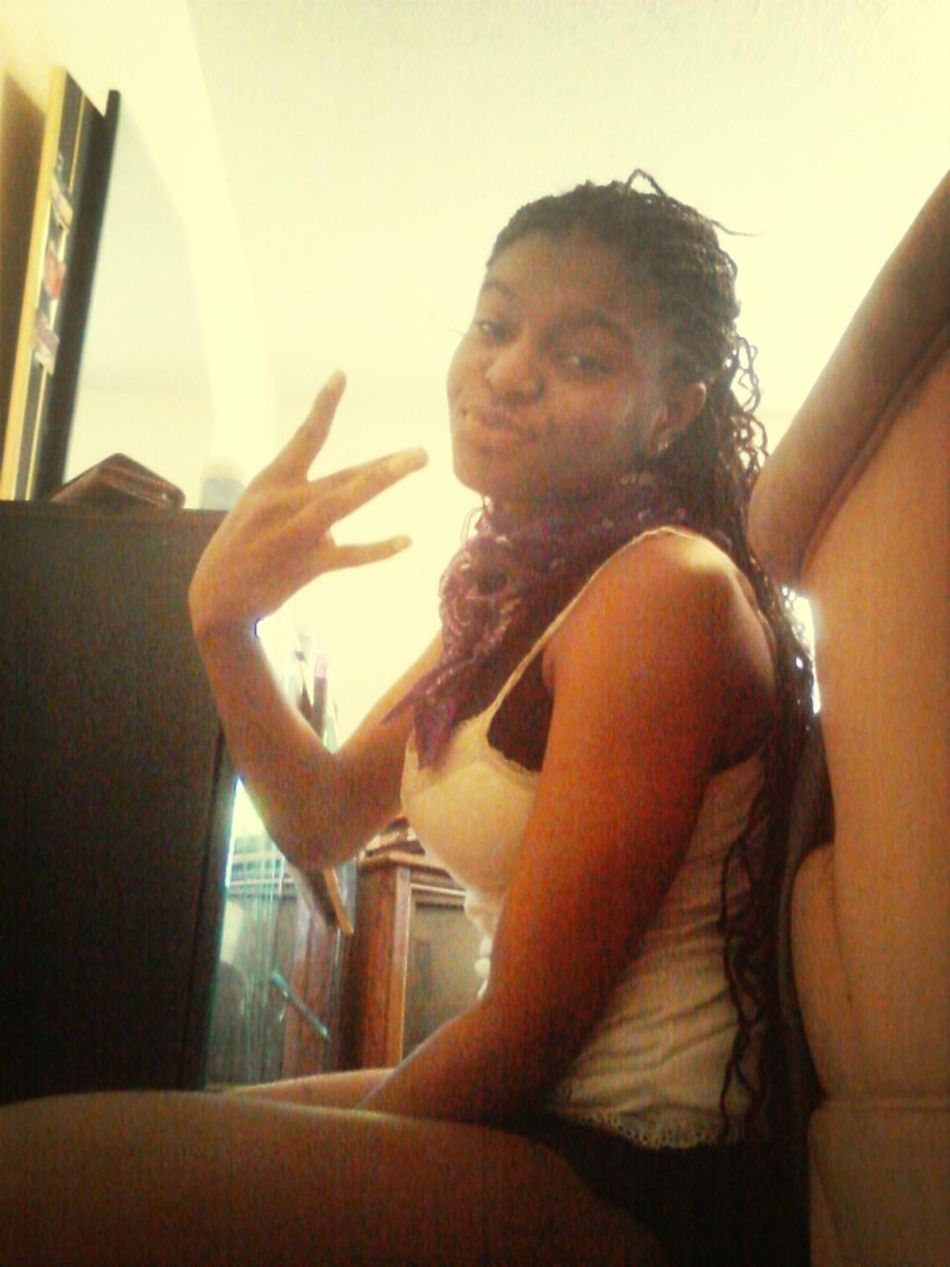 Lol #Bored #Thugging #Westside #FollowMe #OkayImDone