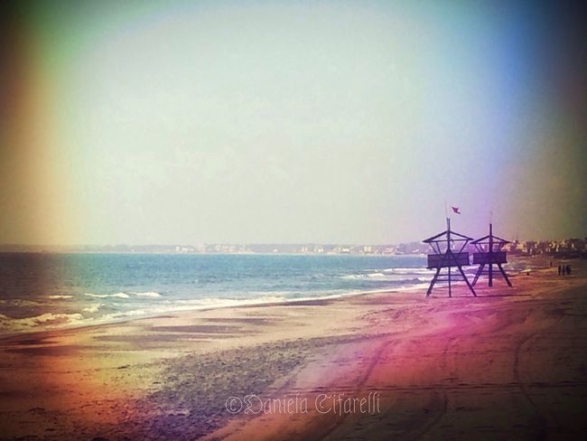 Italian seascapes - My homecity beach Near And Far AMPt_community EyeEm Best Edits AMPt - Shoot Or Die