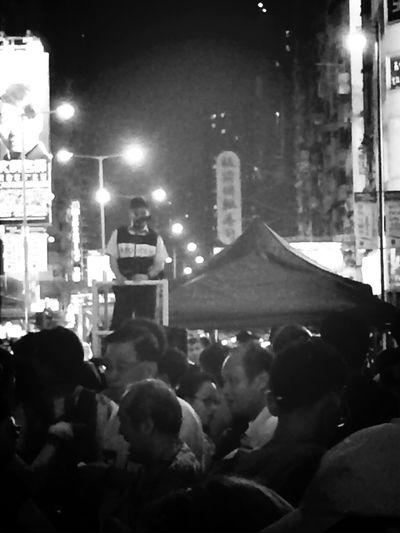 公民抗命 民主自由 和平佔領香港 雨傘運動 最威都係你