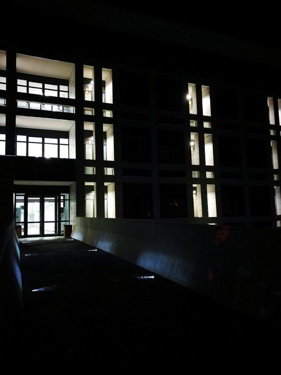 Window Architecture L'Aquila Università  Biblioteca Bibliotheque University Luci E Ombre Light And Shadow