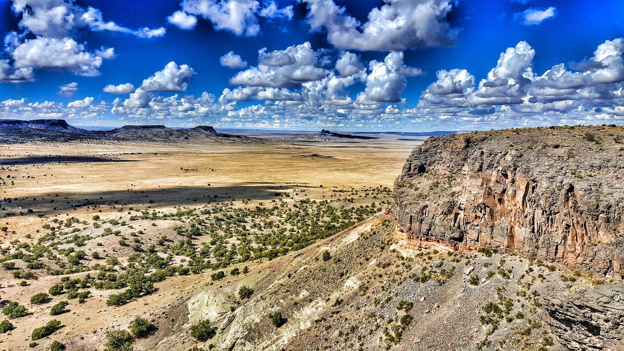 Middle of no where Sky Nature Cloud - Sky Outdoors Landscape Beauty In Nature No People Day Horizontal Scenics Strength Dramatic Sky Non-urban Scene Beauty Summer Beauty In Nature Nature Arizona Navajoreservation Navajo Nation