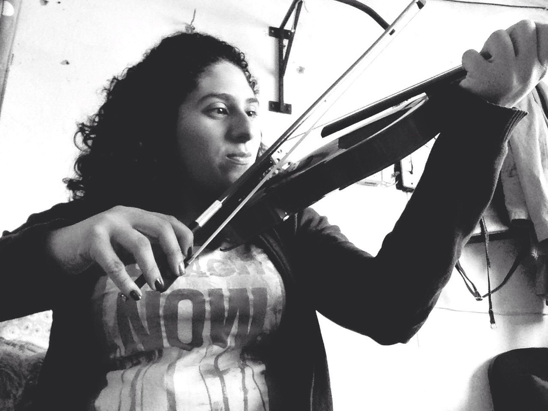 Getting to know each other... Niccolo 🎻 Kali8a Violinistinprogress