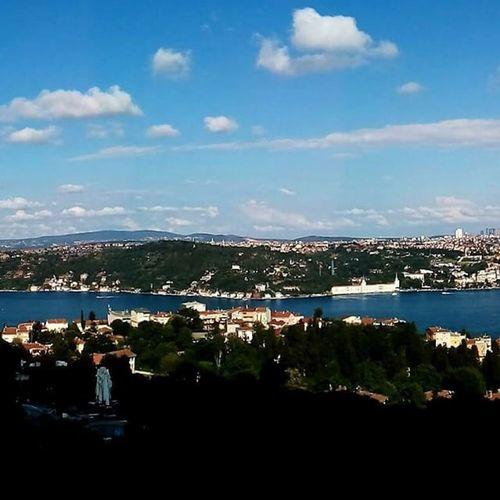 İstanbul<3 Casper VİA Gezinti Istanbul Landscape Phsk Instagram shrqan casper followme sk photography instalike instagood sea bosphorus rumelihisari macka parki
