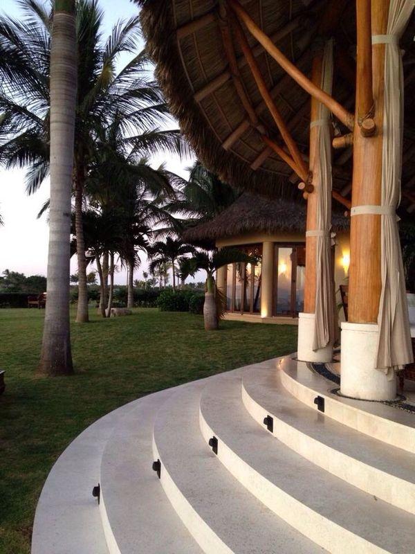 Architecture Traveling Punta Mita Life Is A Beach NEM Submissions NEM Architecture Sunset B+R Arquitectos