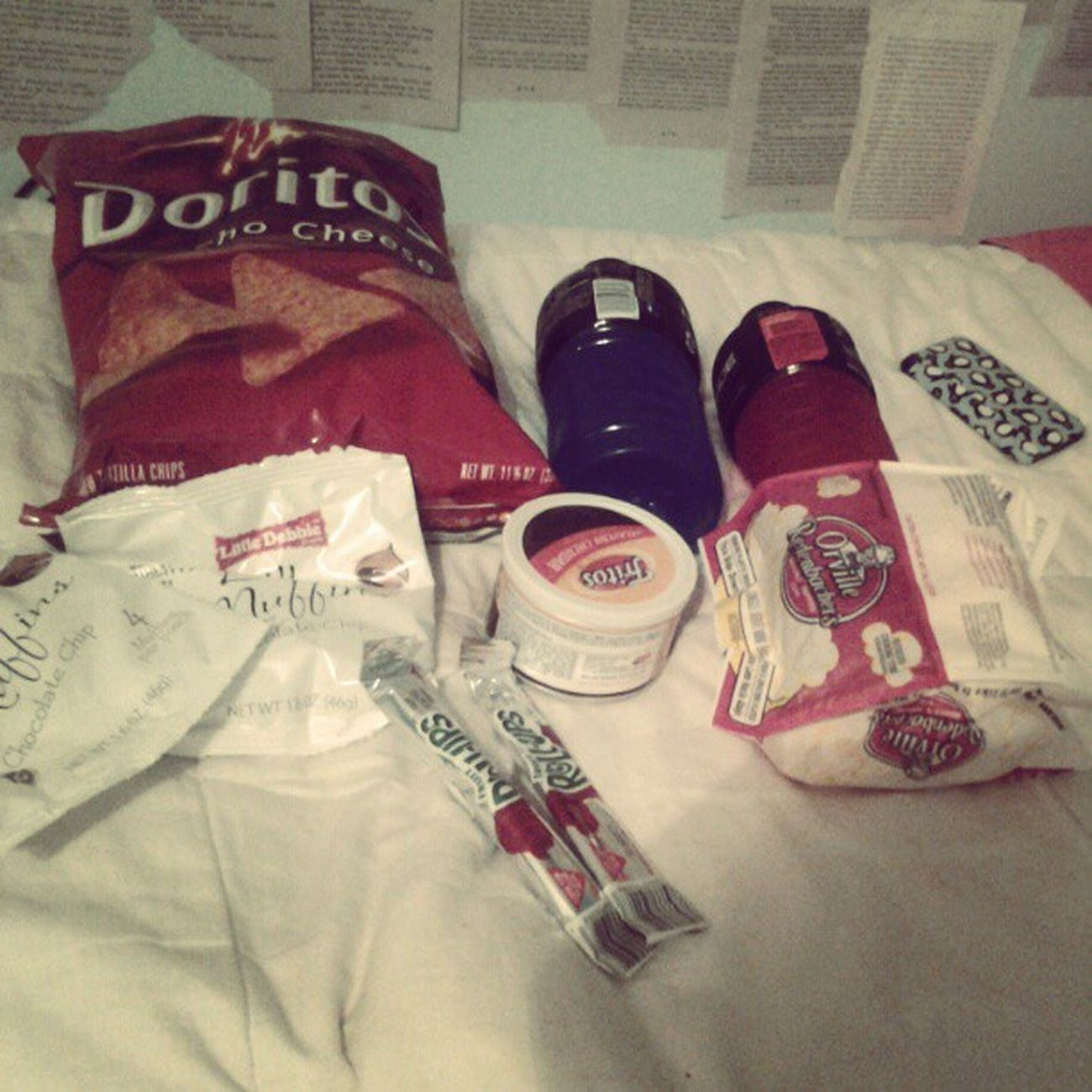 What our night consists of. :3 @audreyhppburn Fooood