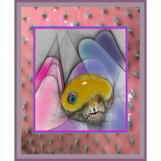 Art HystericGlamour Sculptures Painting