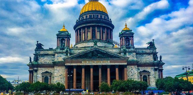 Spb Saint Petersburg Saint Isaac's Cathedral Питер Спб Санкт-Петербург Исаакиевский собор First Eyeem Photo