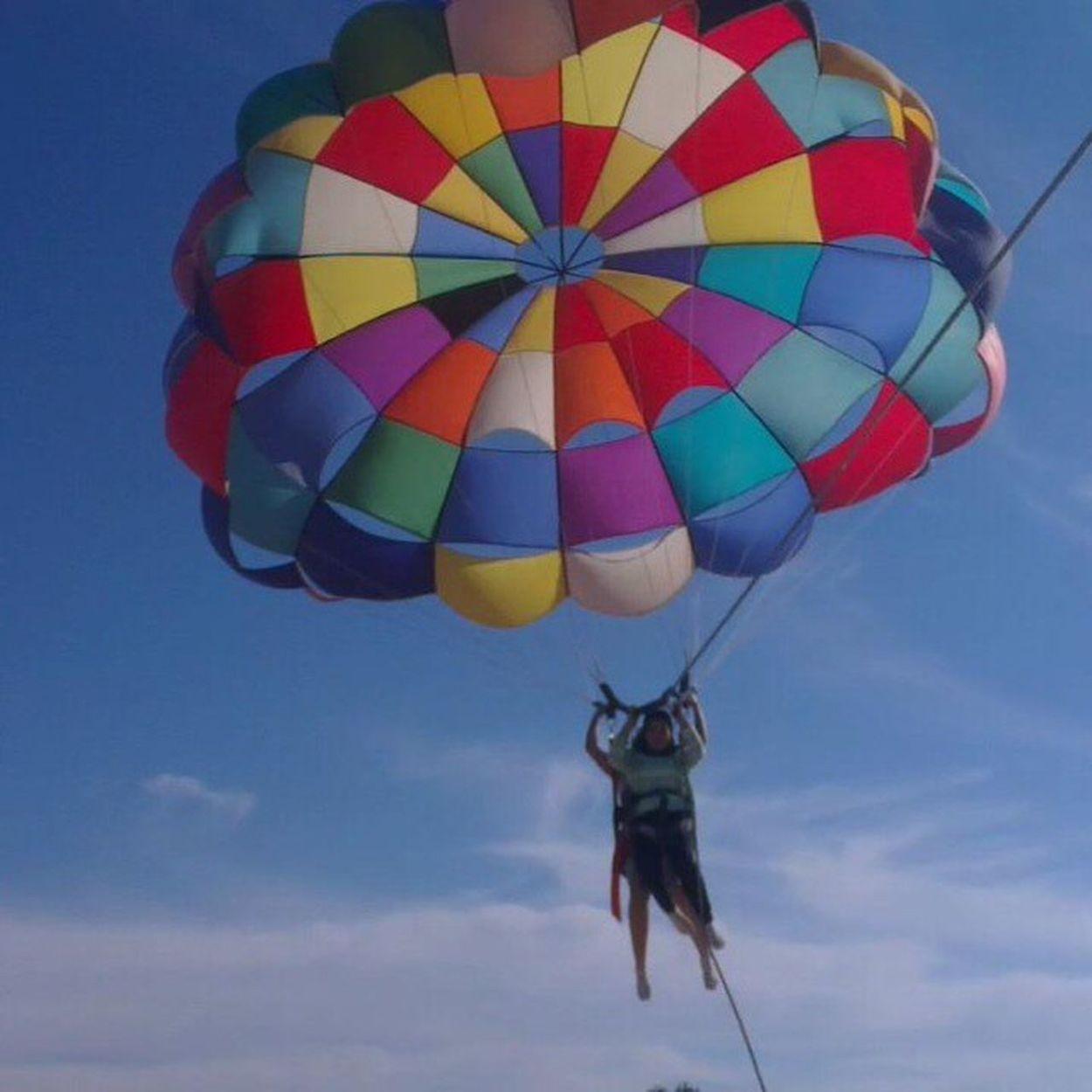 Parasailing Parachutte Nofilter