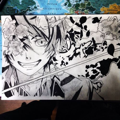 Draw Dessin Manga Drawing