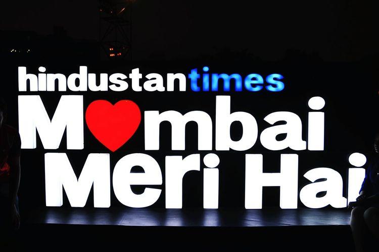 Mumbai meri jaan ✊ Outdoors Kalaghoda Festival Decoration Mumbaimerijaan loving mumbai First Eyeem Photo EyeEmNewHere