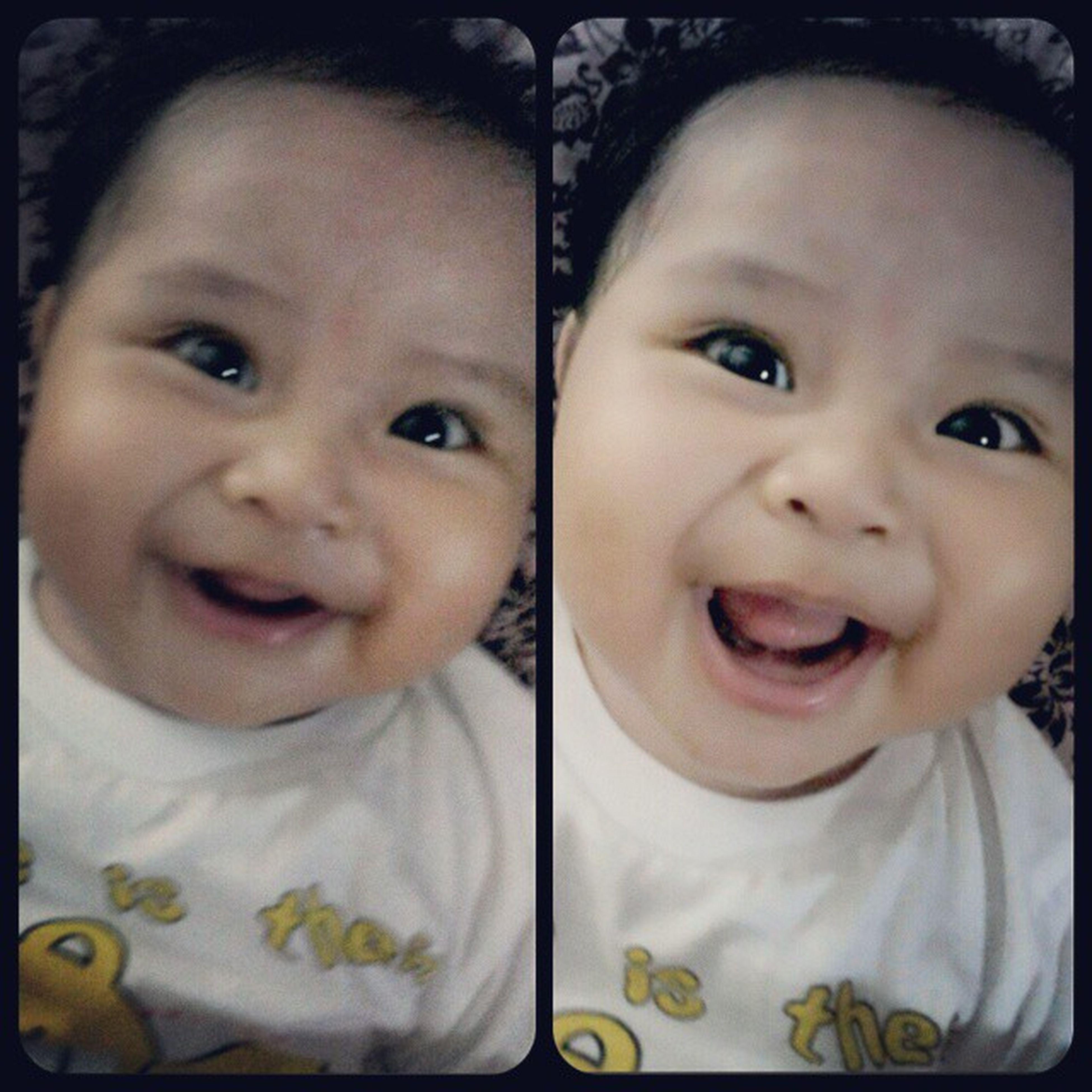 "Baby Galoeh,4m,perempuan,Denpasar mao ikutan kontes di @my_photocontest tema ""Baby Happy"". Yuk ikutan @mithagianti_ @shineaidhe @ayakunk Myevent9"
