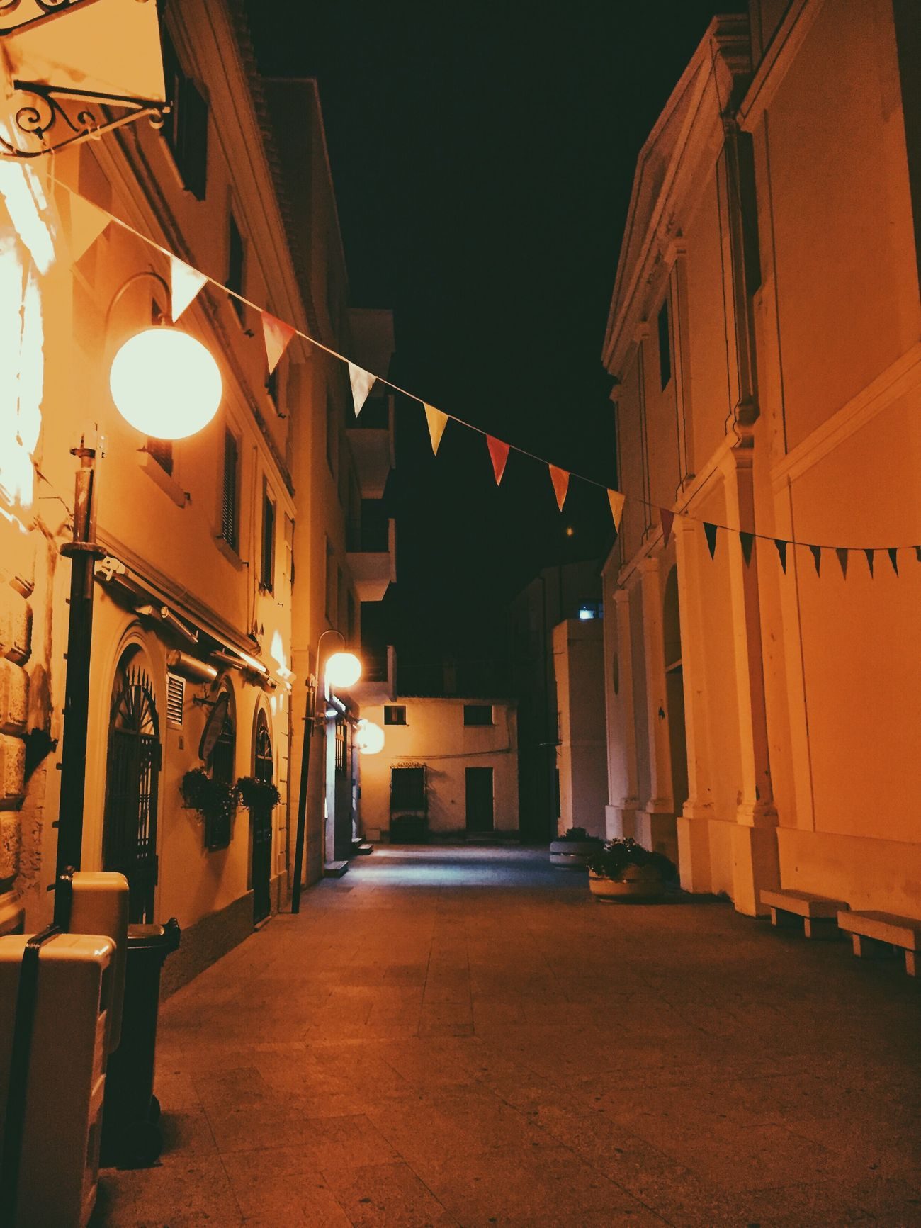 Nightlife Urban Landscape Sardinia Siniscola  First Eyeem Photo