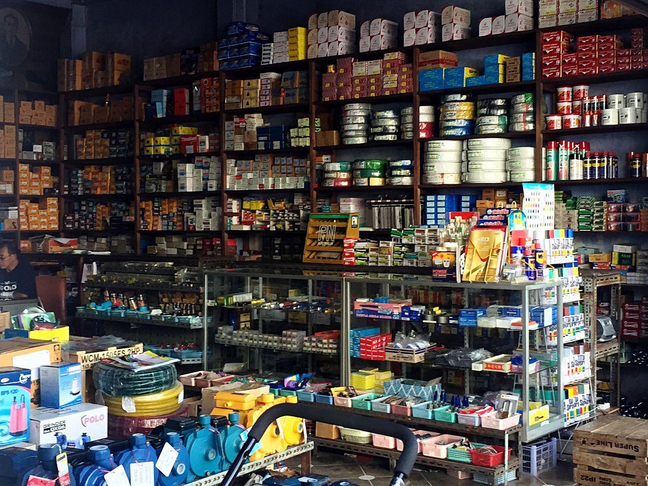 Thailand Retail  Choice Market Managment Shuffle Organize Skill
