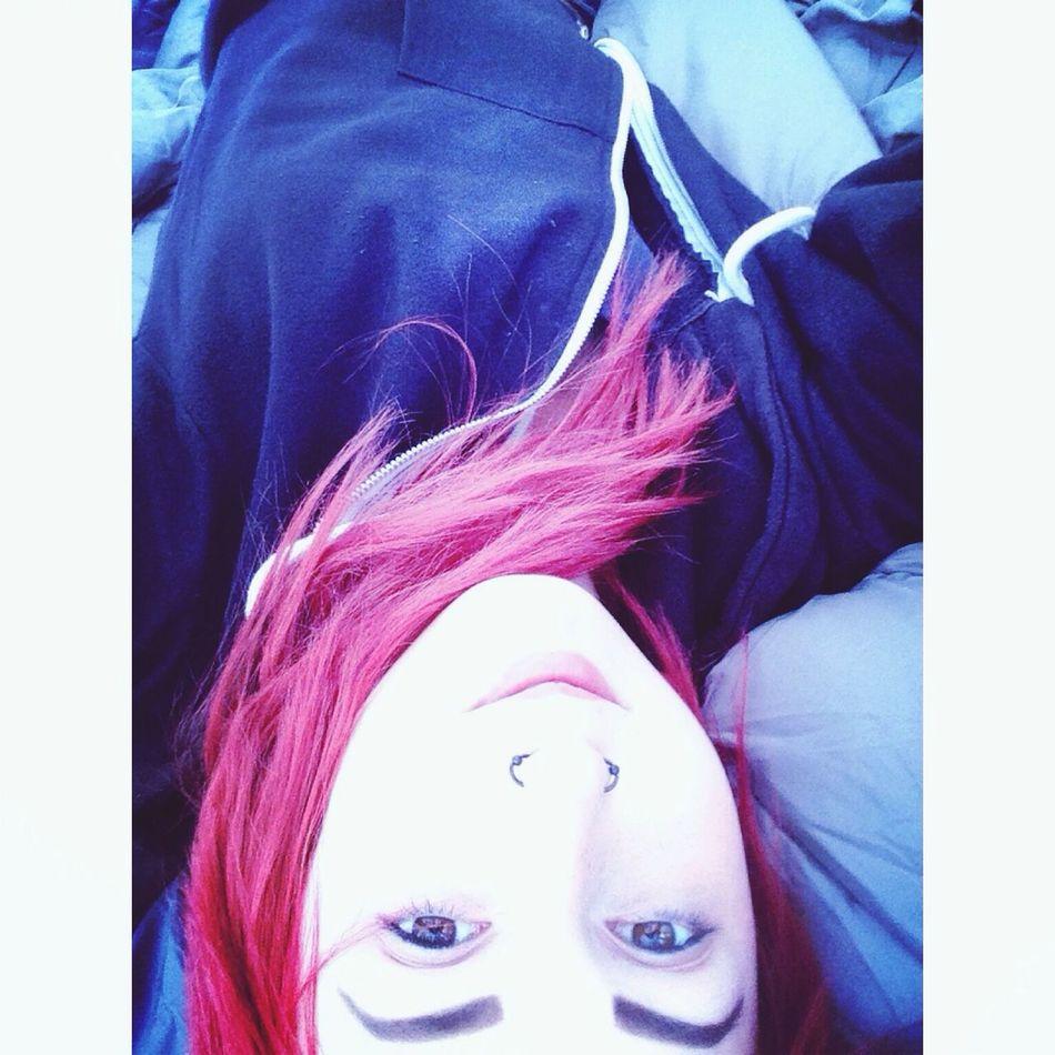 Redhead Happy Beauty Piercing