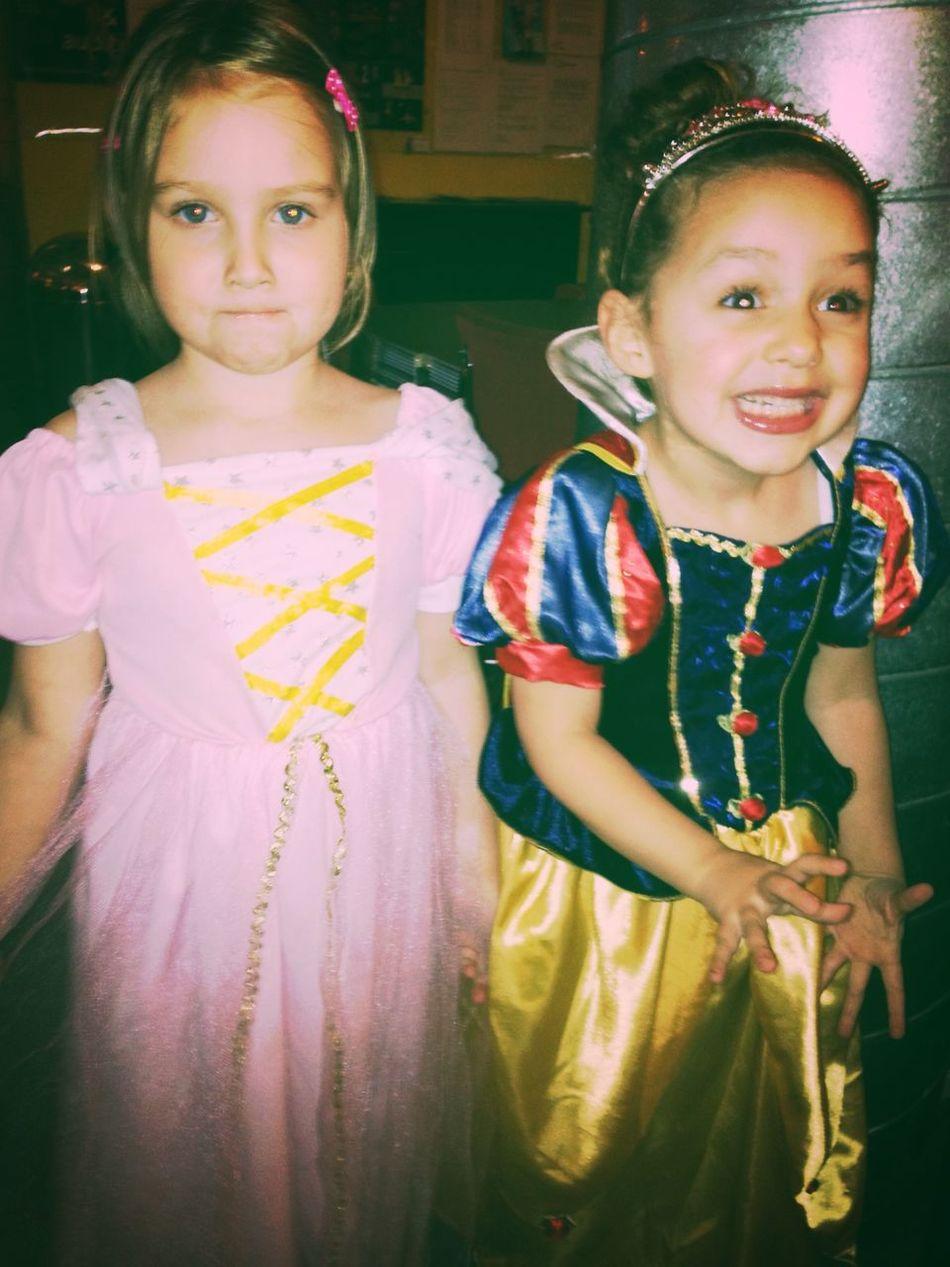 Cinderella and Snow White at Dansstudio 2 Cinderella And Snow White
