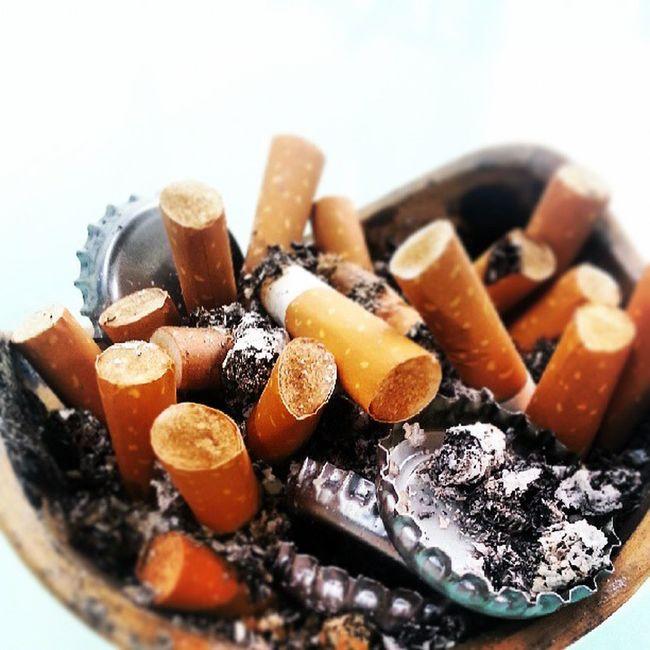 Asche Zigaretten Cigaretts
