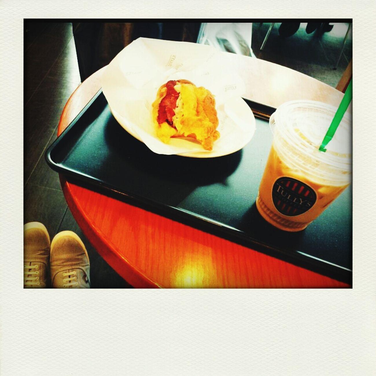 break time at tokyo bay area.
