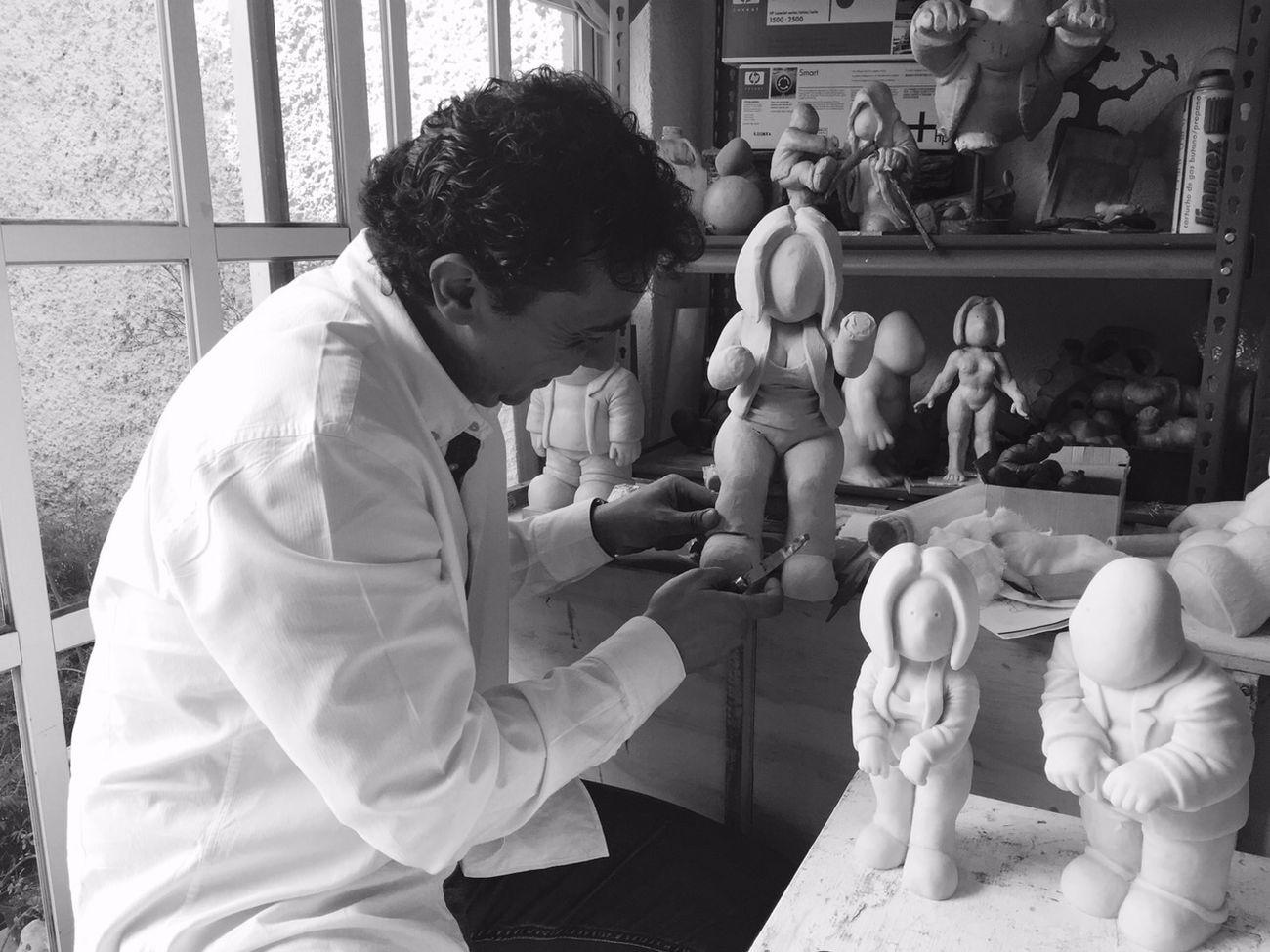 Sculpting ArtWork Sculptures Art Artist Rodrigodelasierra Relaxing Escultura Artistic Art, Drawing, Creativity