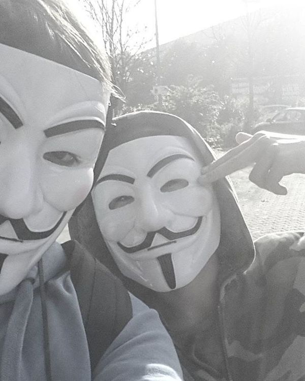 We.Are.You. We are Anonymus
