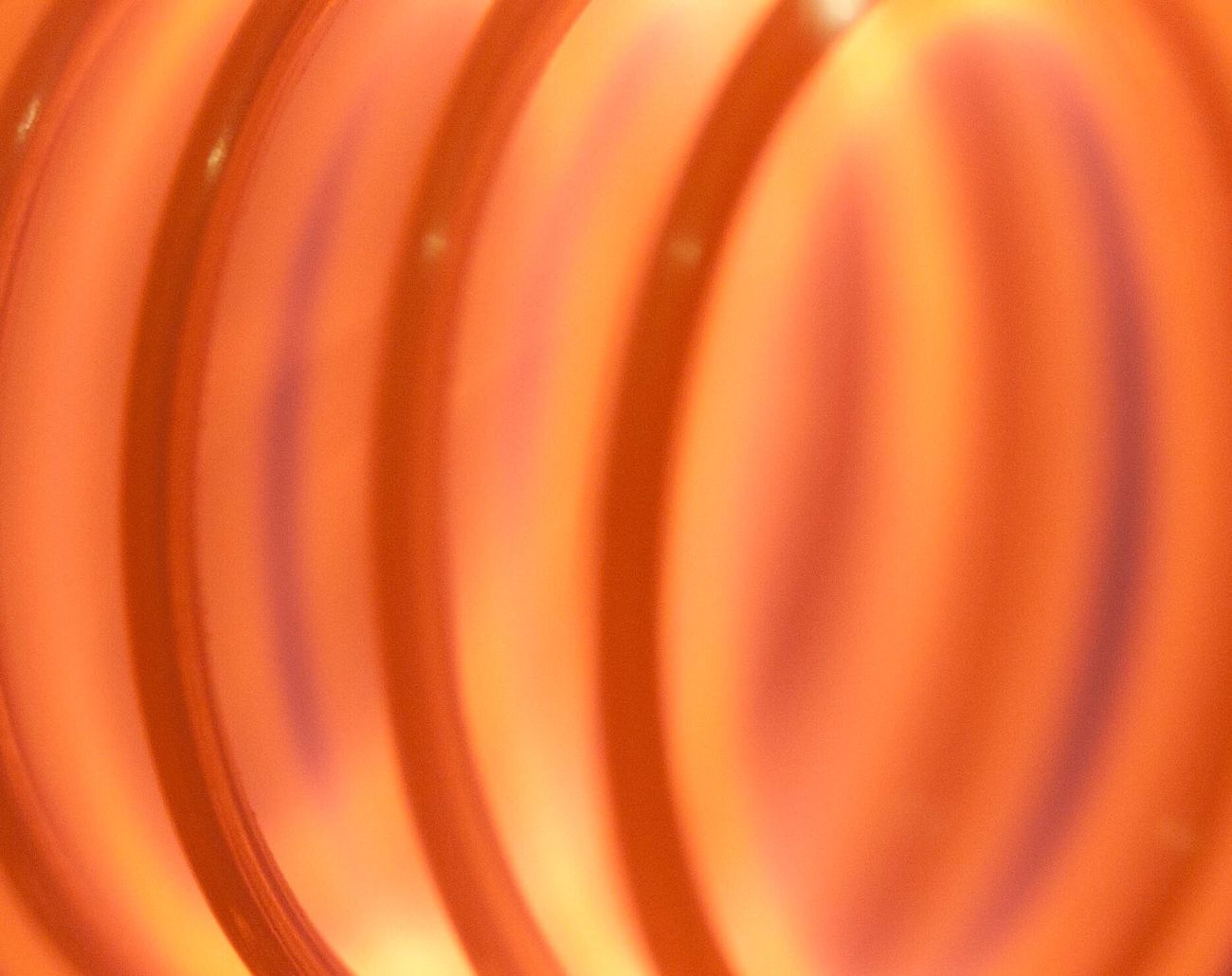 Filament Bulb Light Electricity  Orange Abstract