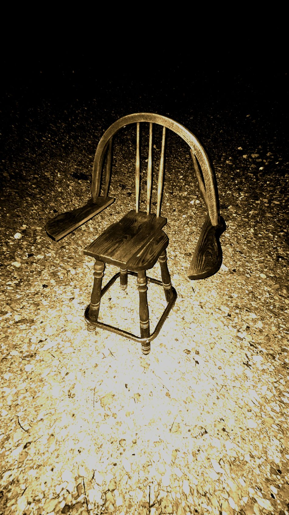 No People Noirlover Deformity Oddity Black And White Photography Noiretblanc, Blackandwhite Surrealistic Surrealism Photography Dreamlike Surreal Interesting Perspectives Artphotography Light And Shadow ChairArt Funiture Weathered Broken Abandoned Found Object Beauty In Nature