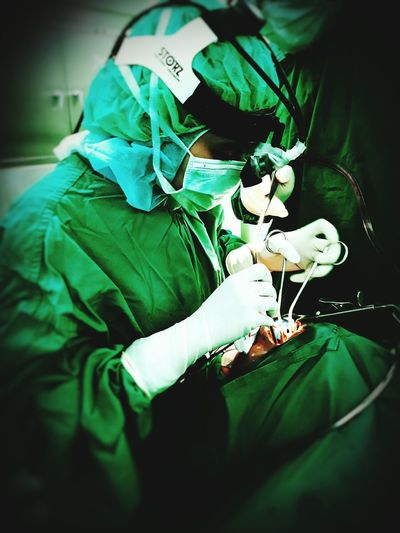 Budding surgeon Human Hand People Surgeon Surgery Time Surgical Operation Surgeonfish