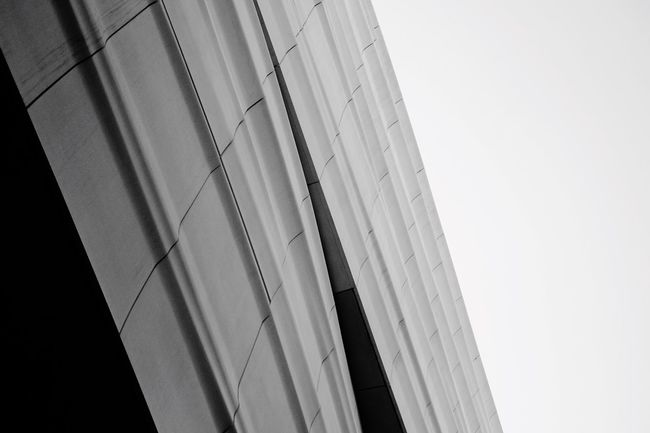 Architecture Minimalism Black And White Architecture Lines And Angles