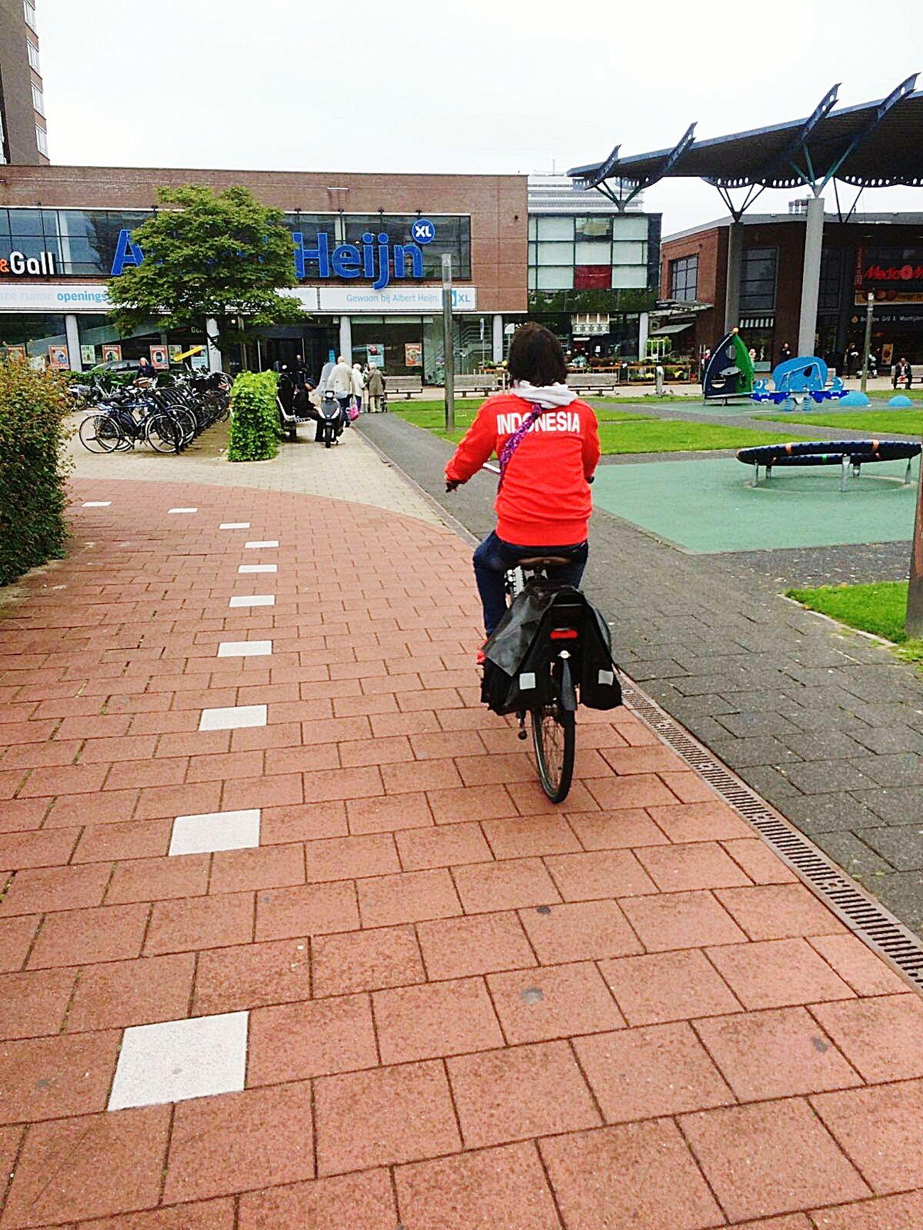 Jalan2 Rijswijk Bycicling Netherlands ❤ 2/6/2016