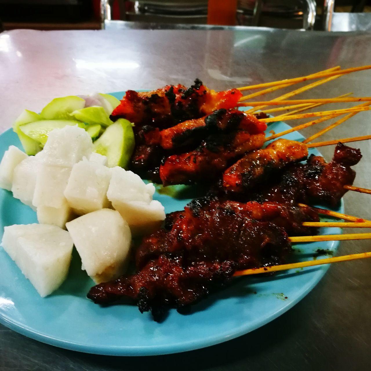 Food And Drink Satay Malaysia The Bestsatay Dinner Temptation Malaysian Traditional Food Malaysian Cuisine