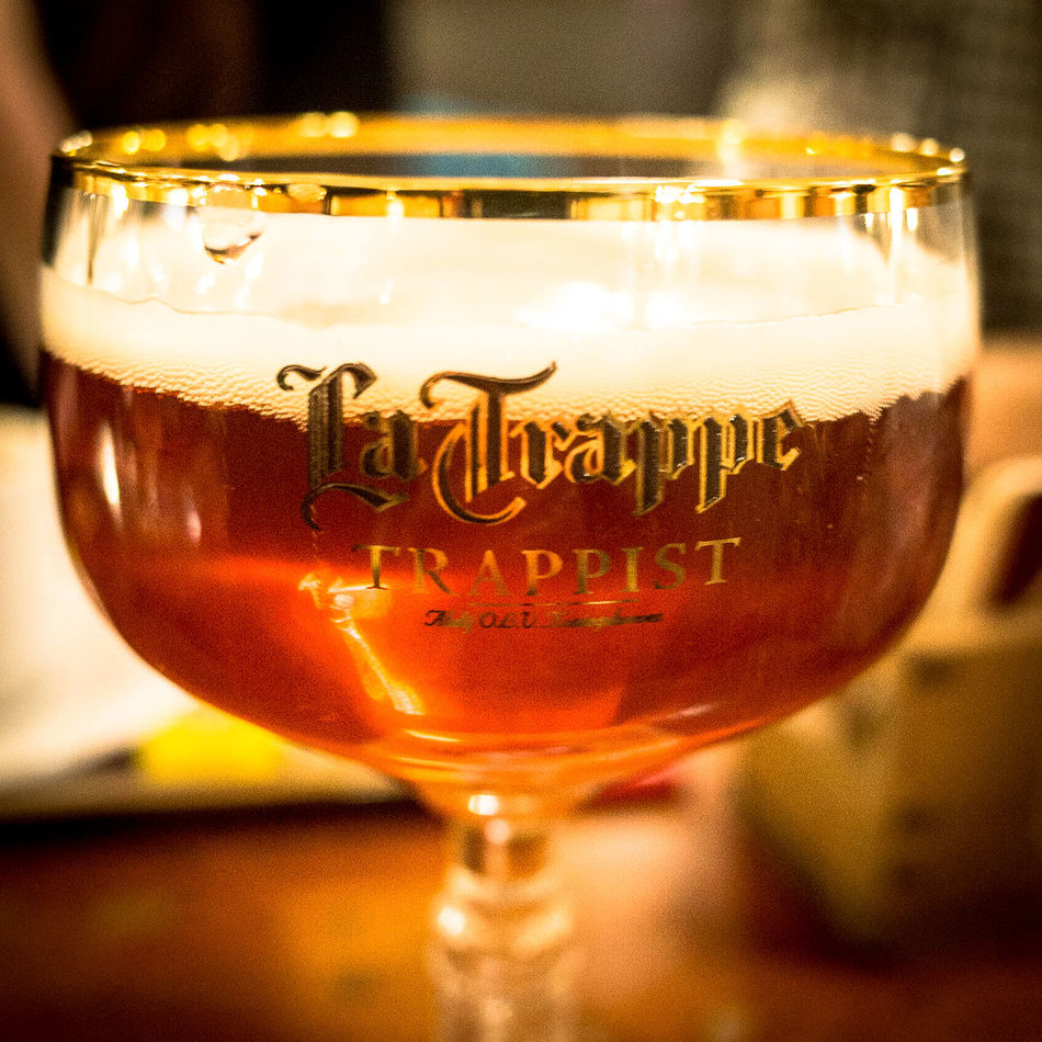 BRU #09 Beer Belgium Brussels Cityscapes Gold Ricoh Gr Streetphotography Trappist