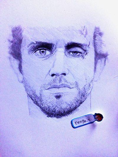 MyDrawing Art, Drawing, Creativity Hello World ArtWork Drawing Mel Gibson メルギブソン Mad Max MADMAX2