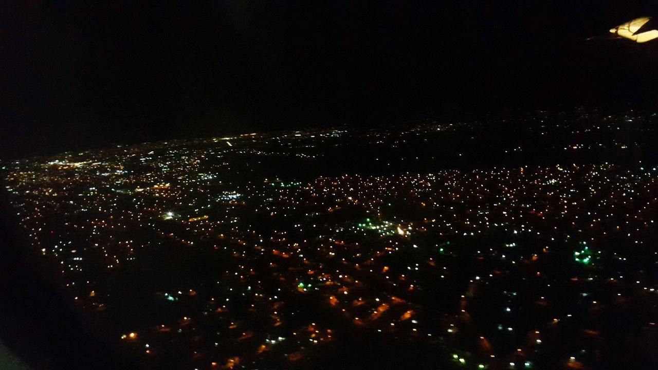 night, illuminated, crowded, cityscape, city, outdoors, nightlife, sky