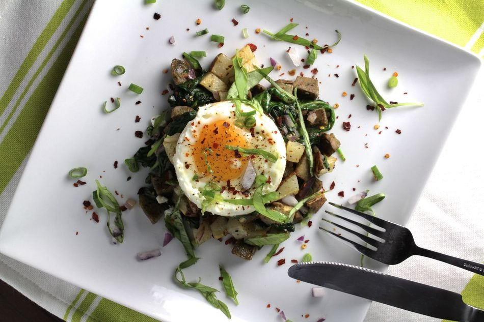 Beautiful stock photos of healthy eating, Breakfast, Brunch, Directly Above, Egg