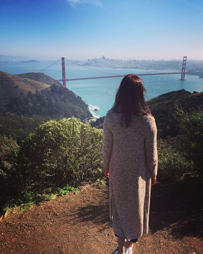 Sanfrancisco GoldenGateBridge Cococherie Kalifornien Travel Traveling America Water