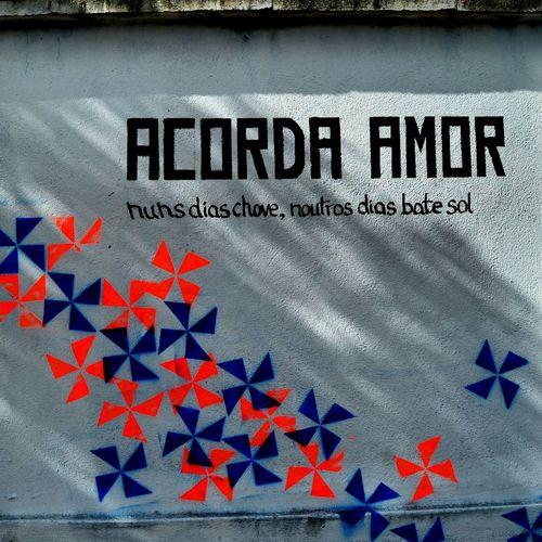 quelli che annusano l'amore... Graffiti