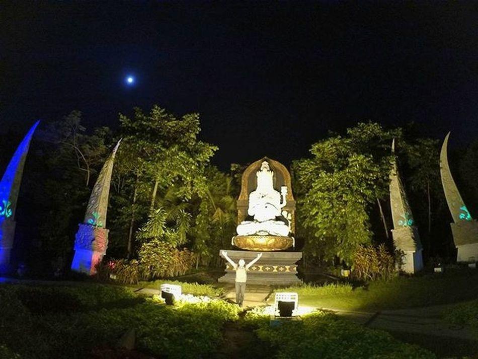 Past tense ... 😁 Arjosari Patung Night INDONESIA Malanghits