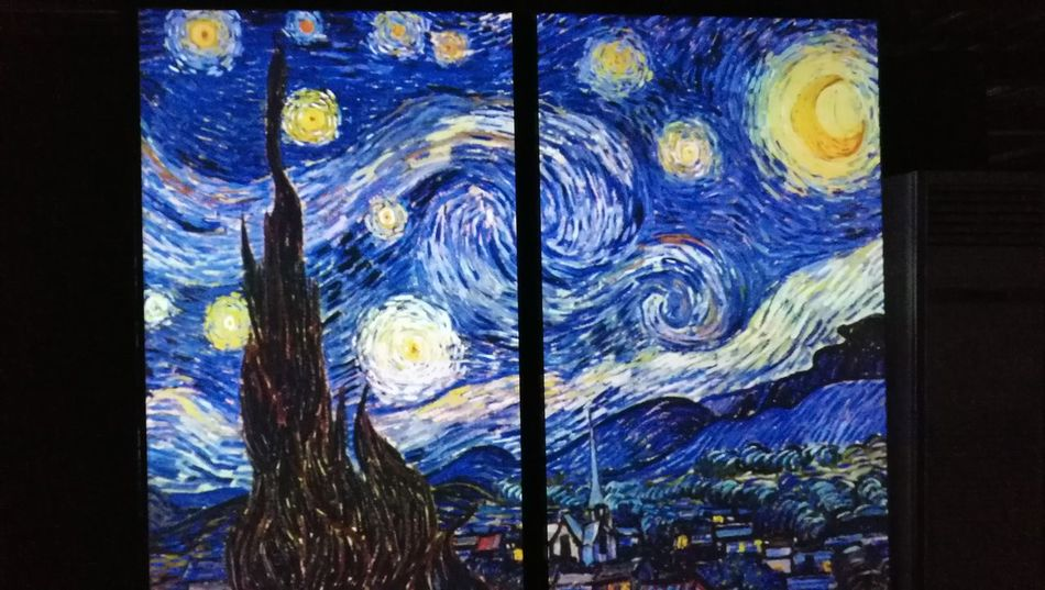 Vangogh Vangoghalive Rome Museo TheNights Arts Culture And Entertainment